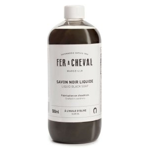 FER A CHEVAL(フェールシュヴァル) ブラックソープ リキッド 500ml 5886|clubestashop