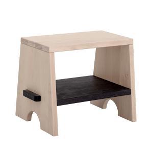 Bloomingville MINI(ブルーミングヴィルミニ) スツール 木製 北欧 おしゃれ ロースツール 子供 椅子 キッズスツール 木製スツール|clubestashop