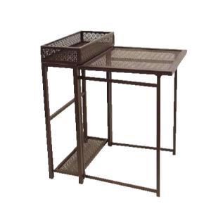 PATIO PETITE(パティオプティ) Fiore Table フィオーレ テーブル アッシュブラウン|clubestashop