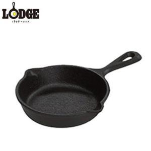 LODGE ロッジ ロジックミニチュアスキレット LMS3|clubestashop