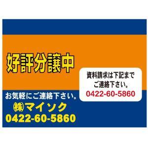 インフォBOXプレート【3枚セット】 タイプ2|clubmaisoku