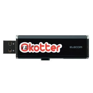 ニセLogo-Okotter USBメモリ 16GB(ブラック) clubtstore
