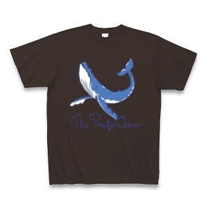 ブループラネット2013 Tシャツ Pure Color Print(チョコレート)