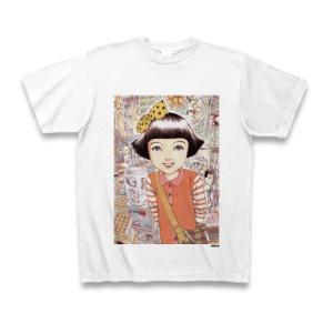 駕籠真太郎 作品No.003 Tシャツ(ホワイト)|clubtstore