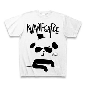 アバンギャルド Tシャツ(ホワイト)