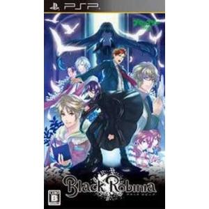 [クロネコDM便全国一律100円]《中古PSP》ブラック ロビニア Black Robinia(通常版)|clubwind8001