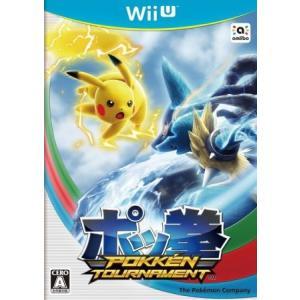 《中古Wii U》ポッ拳 POKKEN TOURNAMENT|clubwind8001
