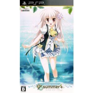 [クロネコDM便全国一律100円]《中古PSP》1/2 summer+(ワンサイド・サマー プラス) 通常版|clubwind8001