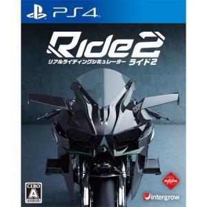 《中古PS4》Ride2(ライド2)|clubwind8001