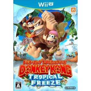 Wii U/ドンキーコング トロピカルフリーズ