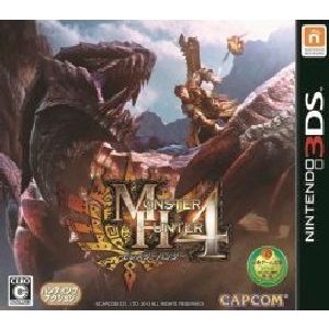 3DS/モンスターハンター4...