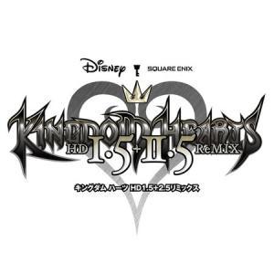 PS4/キングダムハーツ -HD1.5+2.5 リミックス-...
