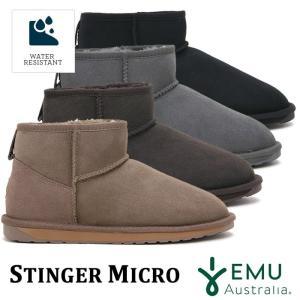 レディース シューズ ブーツ/ ▼-30% emu エミュー Stinger Micro / スティ...