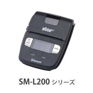 スター精密 モバイルプリンター SM-L200シリーズ SM-L200-UB40 JP cmi-store