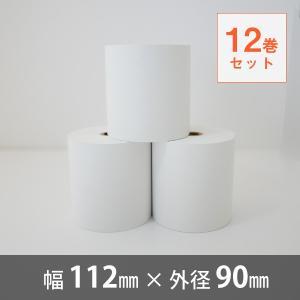 サーマルロール紙 112×90 【12巻セット】 cmi-store