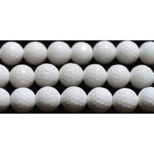 ホワイトオニキスミラーボール8mmA