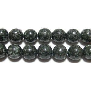 プレセリブルーストーン丸玉10mm