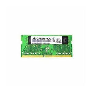 ☆グリーンハウス PC4-19200(DDR4 2400MHz)対応ノートパソコン用メモリー 8GB GH-DNF2400-8GB|cnf3