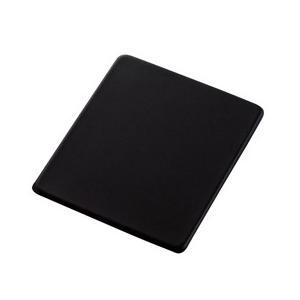 ☆エレコム マウスパッド/ソフトレザー/Sサイズ/ブラック MP-SL01BK