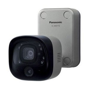 センサー付屋外ワイヤレスカメラ VL-WD712K