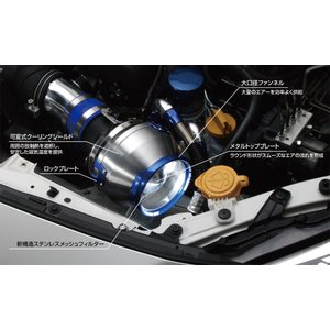 BLITZ ブリッツ コアタイプエアクリーナー ADVANCE POWER 【42233】 車種:スズキ アルトワークス 年式:15/12〜 型式:HA36S エンジン型式|cnf|02