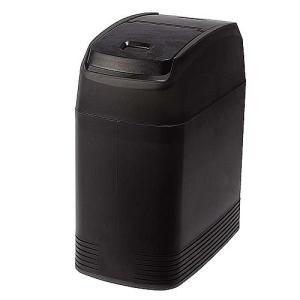 CARMATE カーメイト ダストパック DE 321 INDEED スリムゴミ箱おもり付 黒木目|cnf