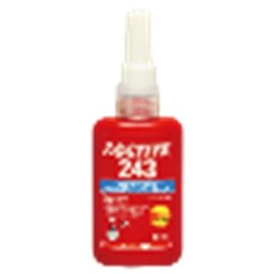 LOCTITE(ロックタイト) 243 ・50ml 中強度タイプ [1311320]|cnf