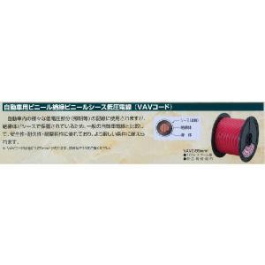 SAPI 色別平型ビニールコード(VFFDコード) アオ/シロ VFFD0.5SQ-100BW ※100m巻 cnf