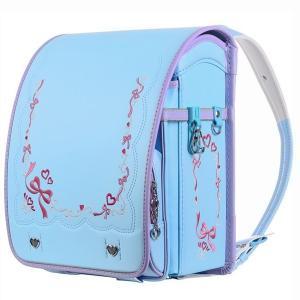 ランドセル 小学生通学カバン 2018年度デザイン女の子向けランドセル 人気 school bag 6年品質保証付き...
