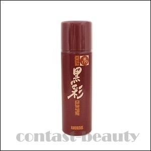 [x3個セット] アモロス 黒彩 ダーリング カラースプレー容量135ml 177茶|co-beauty