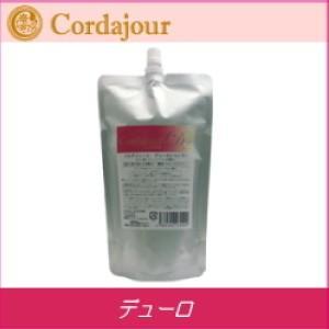 [x4個セット] コルダジュール デューロ シャンプー 400ml 硬い髪用 詰め替え|co-beauty
