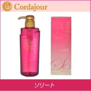 [x3個セット] コルダジュール ソリート シャンプー 500ml 普通髪用|co-beauty