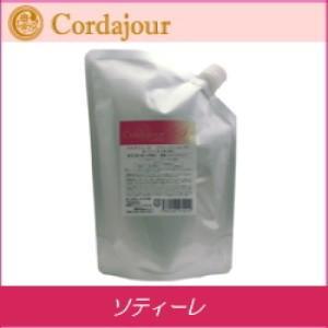[x5個セット] クレアール コルダジュール ソティーレ シャンプー 1000ml 柔らかい髪用 詰め替え|co-beauty
