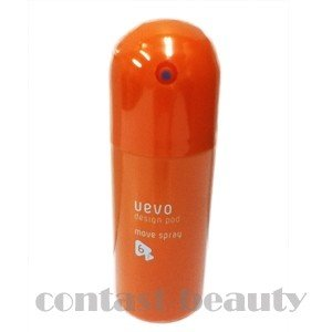 「x4個セット」 デミ ウェーボ デザインポッド ムーブスプレー 220ml move spray co-beauty