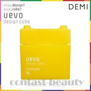 デミ ウェーボ デザインキューブ ハードワックス 80g hard wax|co-beauty