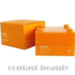 デミ ウェーボ デザインキューブ ラウンドワックス 30g round wax|co-beauty