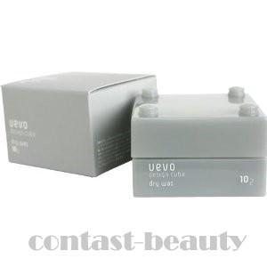 デミ ウェーボ デザインキューブ ドライワックス 30g dry wax|co-beauty