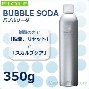 フィヨーレ バブルソーダ 350g 炭酸