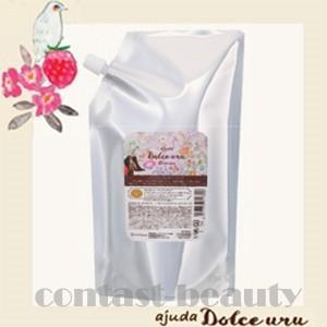 インターコスメ アジューダドルチェ ウル シャンプー 560ml 詰替え用(レフィル) アミノ酸シャンプー ノンシリコンシャンプー 詰め替え|co-beauty