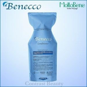 [x3個セット] モルトベーネ ベネッコ コンディショナー 1000ml 詰替え用|co-beauty