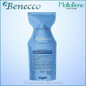 [x4個セット] モルトベーネ ベネッコ コンディショナー 1000ml 詰替え用|co-beauty