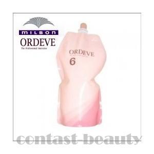 [x5個セット] ミルボン オルディーブ オキシダン 6% 1000ml|co-beauty