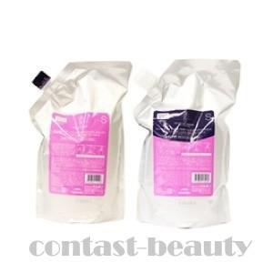 ディーセスノイドゥーエ 詰替セット Sシルキーリュクスシャンプー 1L & トリートメント 1kg|co-beauty