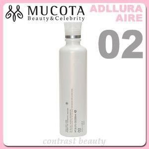 ムコタ アデューラ アイレ02 エモリエントCMCシャンプー アクア 250ml|co-beauty