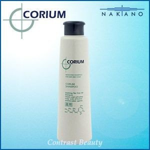 【x4個セット】 ナカノ 薬用 コリューム シャンプー 335ml 医薬部外品|co-beauty