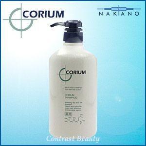ナカノ 薬用 コリューム シャンプー 760ml 医薬部外品|co-beauty
