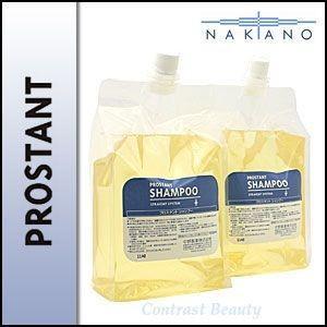 【x2個セット】 ナカノ プロスタント シャンプー 760ml|co-beauty
