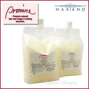 ナカノ プロマイン シャンプー 3000ml(1500ml×2)レフィル 詰め替え|co-beauty
