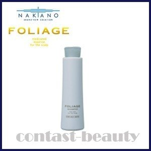 ナカノ フォリッジ シャンプー オイリースキン用 300ml 容器入り|co-beauty
