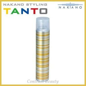ナカノ スタイリング タント クリスタルフォギー 10 180g ≪ナカノタント≫|co-beauty